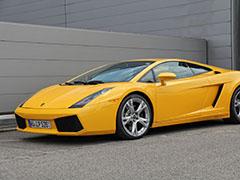 Lamborghini Gallardo 2004 (Pre-LP) E-Gear