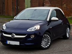 Opel Corsa-E Adam Karl Easytronic 3.0