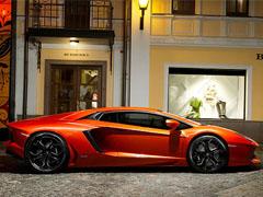 Lamborghini Aventador E-Gear