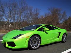 Lamborghini Gallardo LP560 - LP570 E-Gear