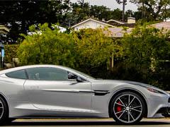 Aston Martin Vanquish ASM