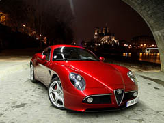 Alfa Romeo 8C Q-Select
