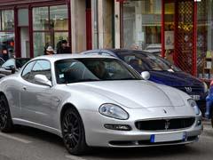 Maserati M138 Coupé (4200) Cambiocorsa