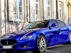 Maserati M139 Quattroporte Duoselect