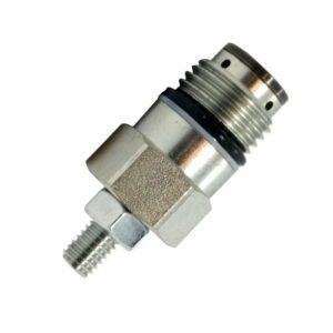 Pressure relief valve – Maserati Cambiocorsa Duoselect MC-Shift